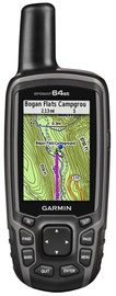 Garmin GPSmap 64st Topo Europe Black