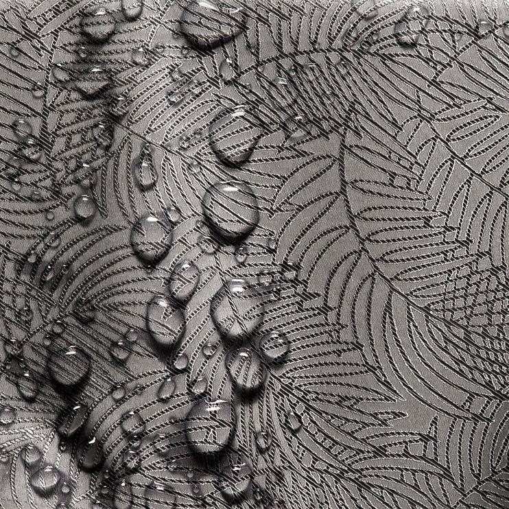 Скатерть AmeliaHome Gaia HMD Cocoa, 120x160 см
