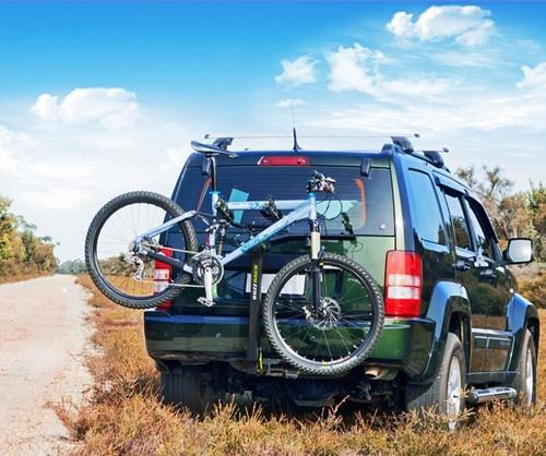 Велосипедный держатель для автомобилей BuzzRack Moose 3
