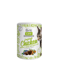 BRIT CARE CAT SKANĖSTAS SUPERFR CHICKEN