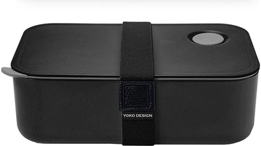 Yoko Design Lunch Box 1L Black