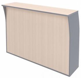 Reģistratūras galds Skyland Imago PC-4 Maple/Metallic