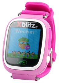 xBlitz Kids Watch GPS-Find Love Me Pink