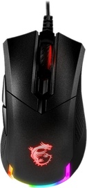 MSI Clutch GM50 Optical Gaming Mouse Black