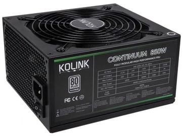 Kolink Continuum 80 Plus Platinum PSU 850W