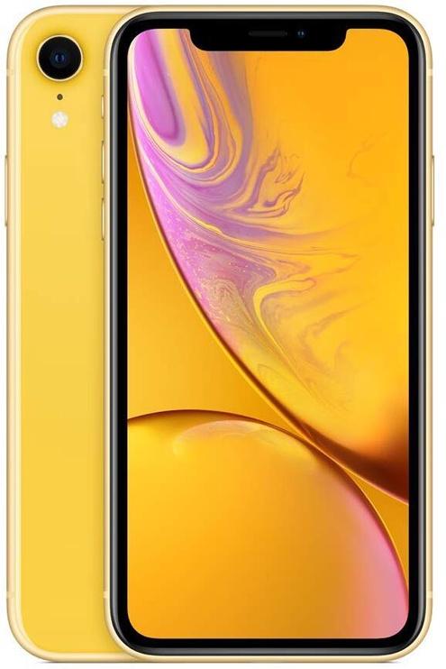 Mobilus telefonas Apple iPhone XR 64GB Yellow