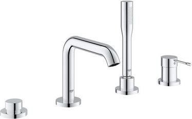 Grohe Essence 4-Hole Single Lever Bath Combination
