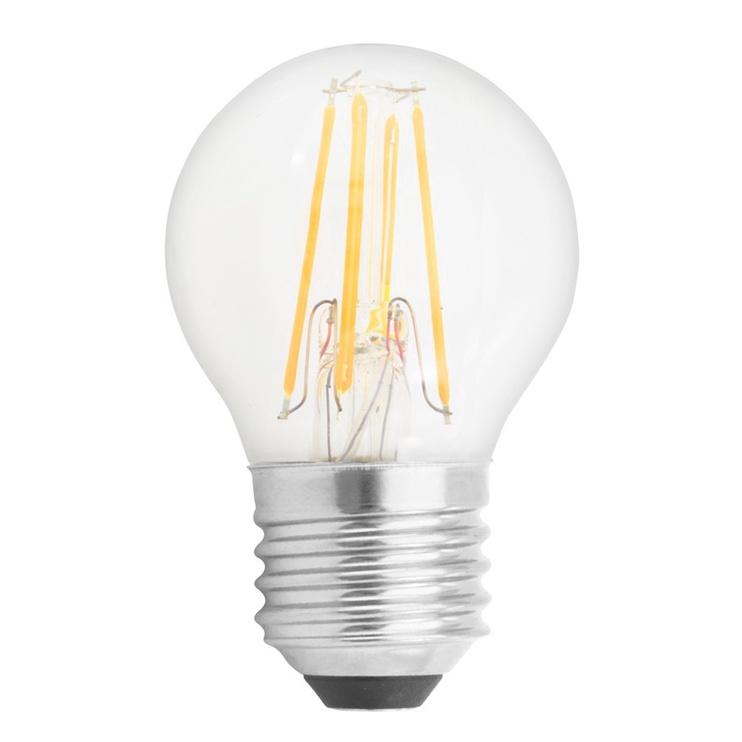 SPULDZE LED FILAMENT BURB 4W E27 827 CL (GE)