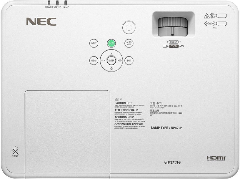 NEC NP-ME372W