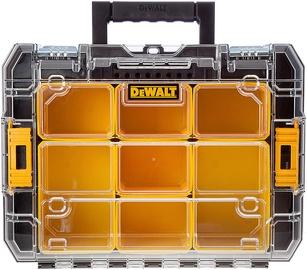 DeWALT DWST1-71194 T-STAK V Clear Lid Organiser