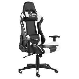 Игровое кресло VLX 20495, белый/черный