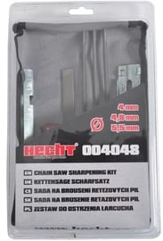 Hecht 004048 Saw Chain Sharpening File Set