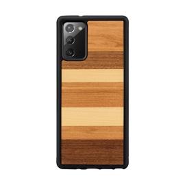 Чехол Man&Wood, многоцветный