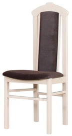 Bodzio Chair KB Latte/Brown W8