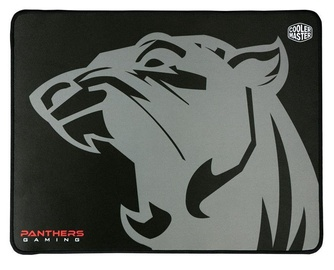 Cooler Master Panthers Edition Mousepad Black