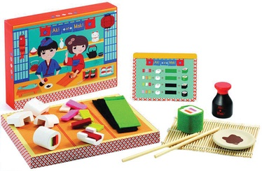 Djeco Sweets Aki Et Maki Sushi Set