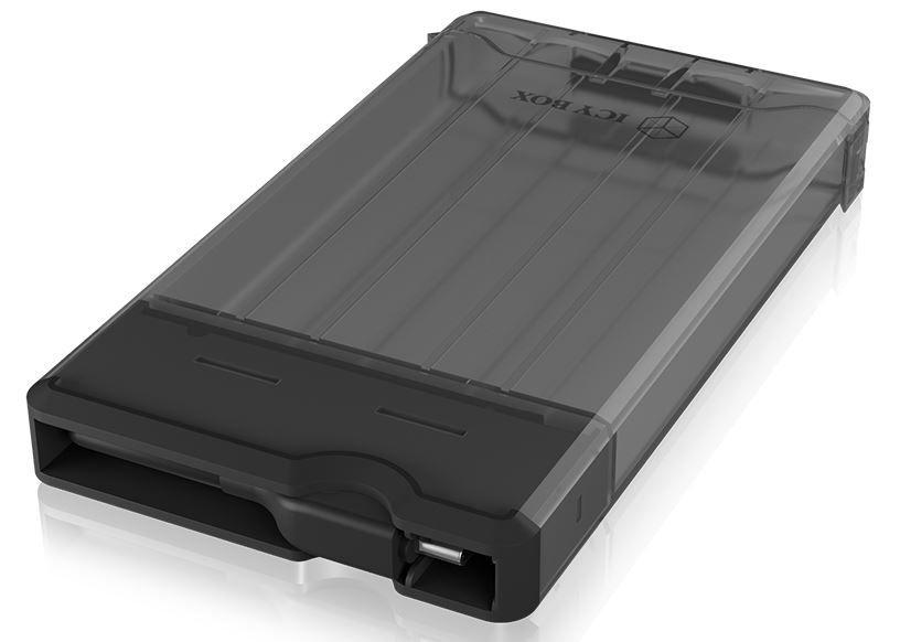 "Raidsonic 2.5"" HDD External Enclosure for SATA HDD/SSD USB 3.1"