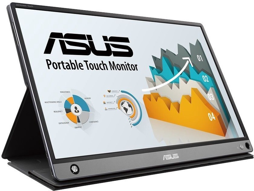 """Monitorius Asus ZenScreen Touch MB16AMT, 15.6"""""""