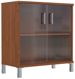 Skyland Born Office Cabinet B 410.5 90х45х92cm Walnut