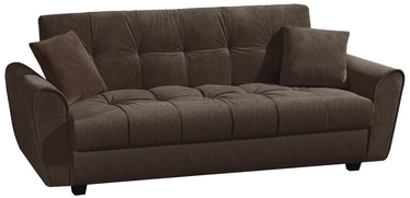 Home4you Sofa Bed Fiesta Brown 11678