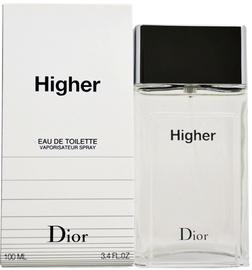Tualetes ūdens Christian Dior Higher 100ml EDT
