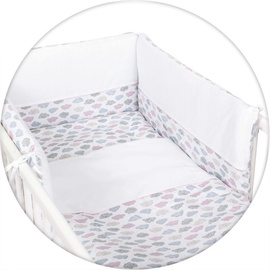 Ceba Baby Bedding Set 3pcs Clouds