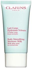 Kūno pienelis Clarins Body Smoothing Moisture Milk, 75 ml