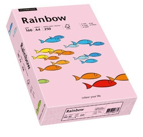 Papyrus Rainbow Paper A4 Light Pink