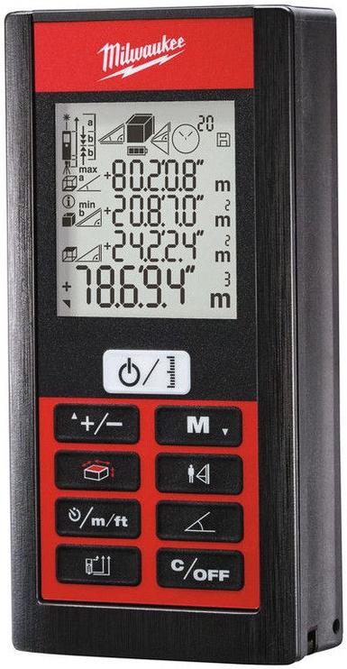 Milwaukee LDM 80 Laser Distance Measure