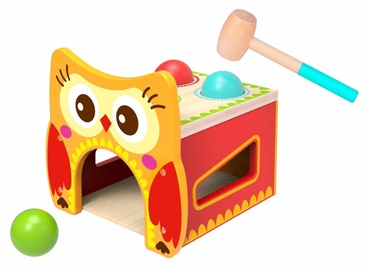 Smily Play Toky Toy Owl Pound Bench TKF082