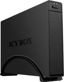 "ICY BOX External Enclosure 3.5"" SATA USB 3.0 IB-366StU3+B"