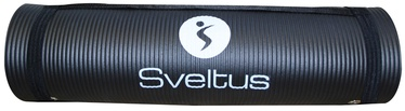 Sveltus Training Mat 140x60x1cm Black