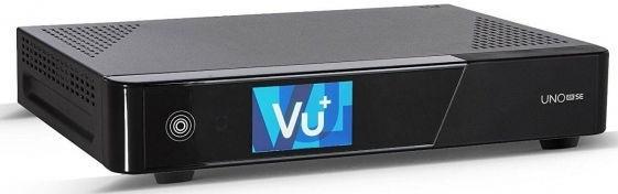 VU+ UNO 4K SE 2xDVB-S2 FBC