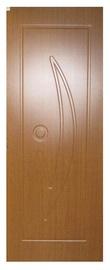 Vidaus durų varčia ZU-07, tamsiojo ąžuolo, 200x80 cm