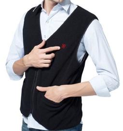 Glovii Heated Fleece Vest XL