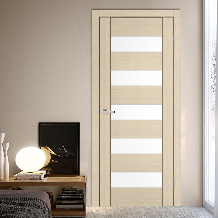 Полотно межкомнатной двери Cortex 04, дубовый, 200 см x 60 см x 4 см