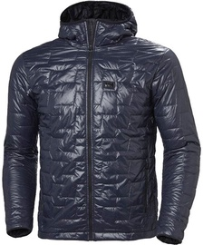 Helly Hansen Lifaloft Hooded Insulator Mens Jacket 65604-994 Navy L