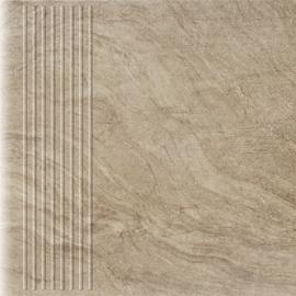 Klinkerinės pakopinės plytelės Unite Brown, 30 x 30 cm