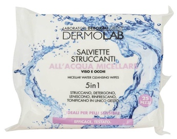 Deborah Milano Dermolab Make Up Removal Wipes 25pcs