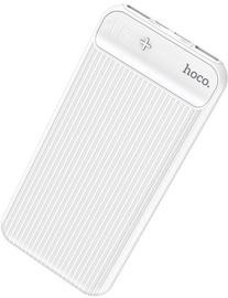 Зарядное устройство - аккумулятор Hoco J52, 10000 мАч, белый