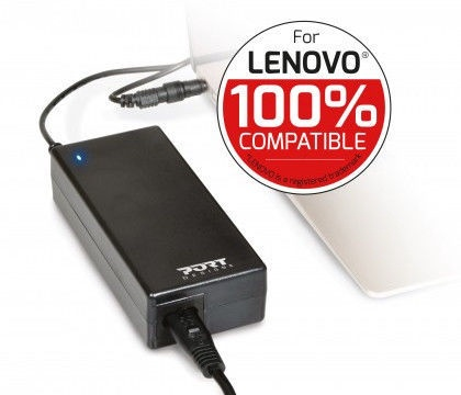 Port Connect Power Supply Lenovo 90W