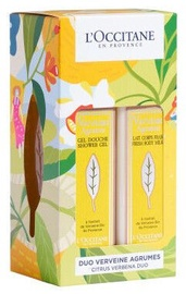 L´Occitane Citrus Verveine 2pcs Set