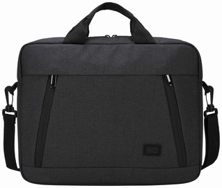 Сумка с ремнем Case Logic Huxton Attache HUXA-213, черный, 13.3″