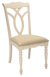 Стул для столовой Home4you Lily Beige 14357, 1 шт.