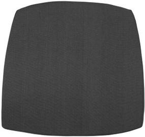 Home4you Wicker 1 Chair Pad 47x47x5cm Black