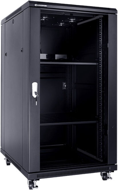 "LinkBasic Floor-Standing Rack 22U 19"" NCB22-68-BAA-C-NA"