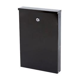 Pastkaste Glori Ir Ko PD955 Black, 240x55x355 mm