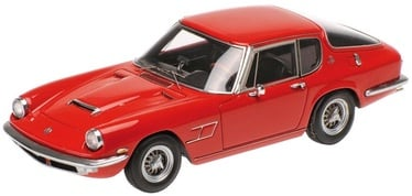 Minichamps Maserati Mistral Coupe 1963 Red