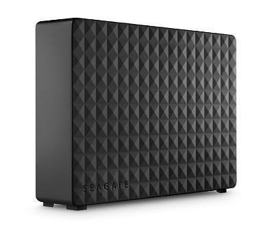 Seagate 3.5 Expansion External Drive 10TB Black