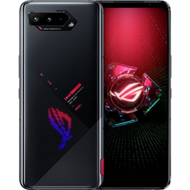 Mobiiltelefon Asus ROG Phone 5 ZS673KS, must, 12GB/256GB